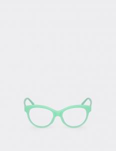 Malenka Aquamarine Optic Glasses