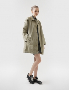 Mantis Cotton Coat