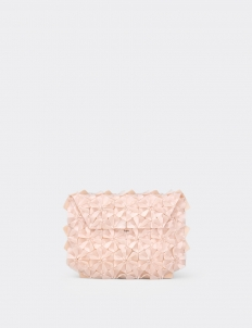Beige Warrior Clutch