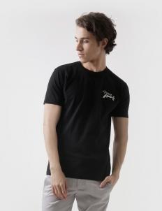 Racism Shall Fall Black T-Shirt