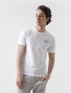 State Priority White T-Shirt