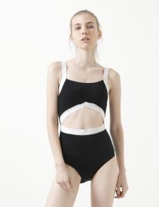 Noir BONNE Swimsuit