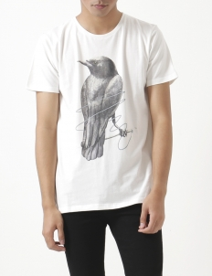 Bad Crow Basic T-shirt