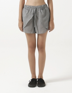 Fern Light Gray Shorts