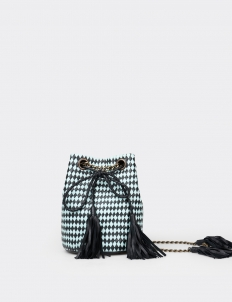 Mochila Chic - Handwoven Leather