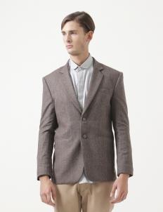 Blazer Brown Tweed