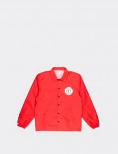 PFS Coach Red Nylon Jacket