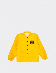 PFS Coach Yellow Nylon Jacket