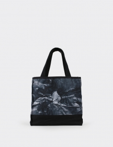 Black Hole Tote Bag by Fbudi
