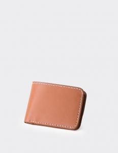Vessel III Americana London Tan Short Wallet