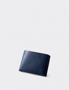 Caravel III Navy Blue Compact Wallet
