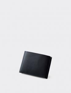 Caravel III Black Compact Wallet