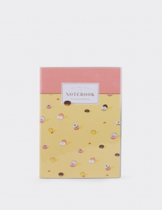 Doughnut Notebook