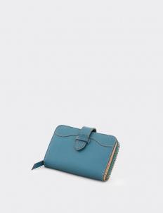 Naia Deep Emerald Short Wallet