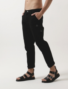 Black Locale Cargo Pants