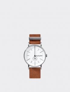 Tide Silver Watch