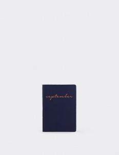 Monthly Series Notebook