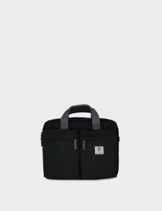 Black Brief Laptop Bag