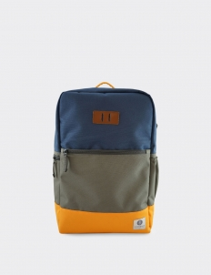 Navy - Army - Orange Neville Backpack