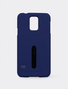 Vest Galaxy S5 Anti-Radiation Blue Phone Case