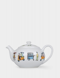 Jakarta Teapot