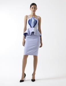 Lapiz Lazuli Dress