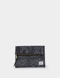 Carter S Black Snake Pouch