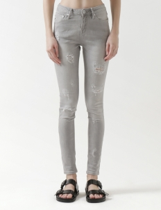 Candy Love 1619 Gray Jeans