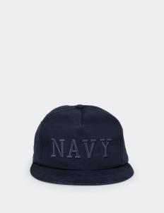 Navy Snapback