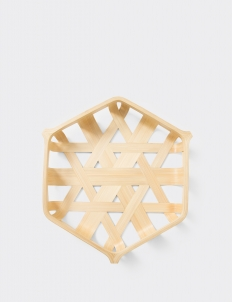 Mada Large Hexagonal Basket
