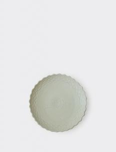 Off White Ruma Manis Dahlia Summer Medium Plate