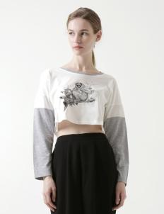 Mother Owa Cotton T-Shirt