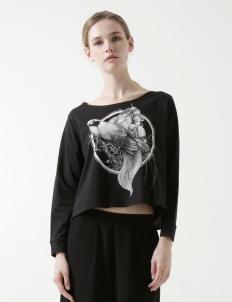 Bird of Paradise Cotton T-Shirt