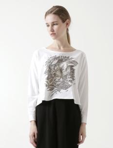 Sumatran Tiger Cotton T-Shirt