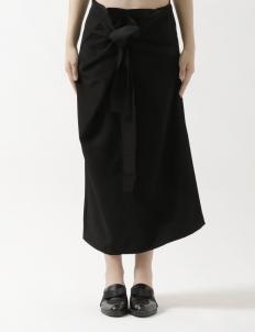 Noir Sarong Skirt