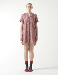 Maje Short Sleeve Tunic