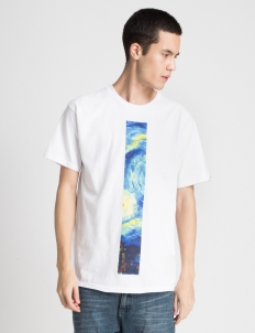 White Starry T-Shirt