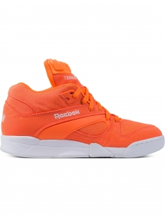 Solar Orange/White Court Victory Pump Tech