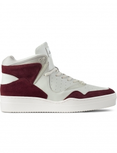 Maroon/White 0225-0414 Shoes