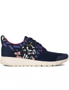 Blue Derby Popart Running Sneakers