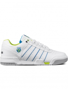 White Gstaad Shoes