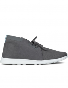 Grey Apollo Chukka Sneakers