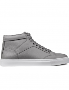 Grey High Top 1 Sneakers