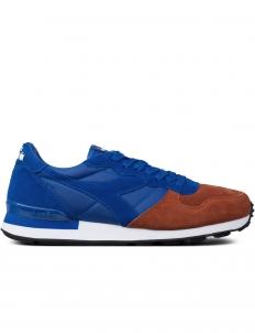 Blue Camaro Double Sneakers