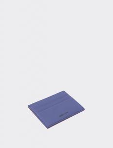 Reversible Navy Blue & Teak Brown Card Holder