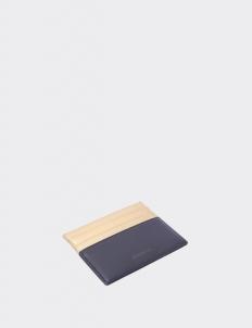 Up Down Gold & Royal Black Card Holder