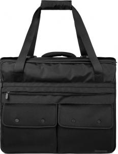 Black London Garment Bag