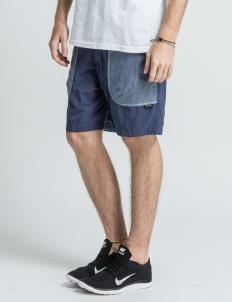 Blue AW-FF012 Shorts