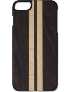 Wenge and Maple Stripe iPhone 6 Plus Case