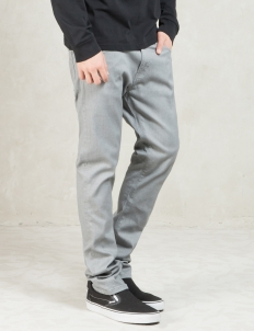 Grey Rinsed Rebel Pants